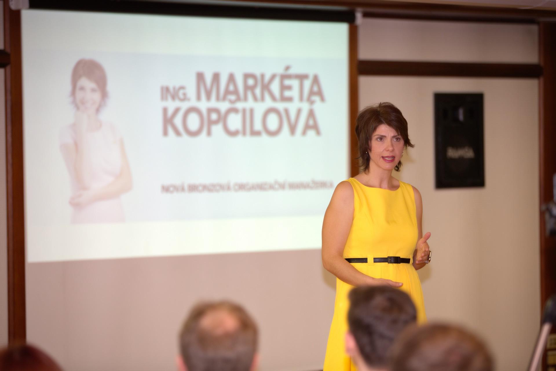 Markéta Kopčilová