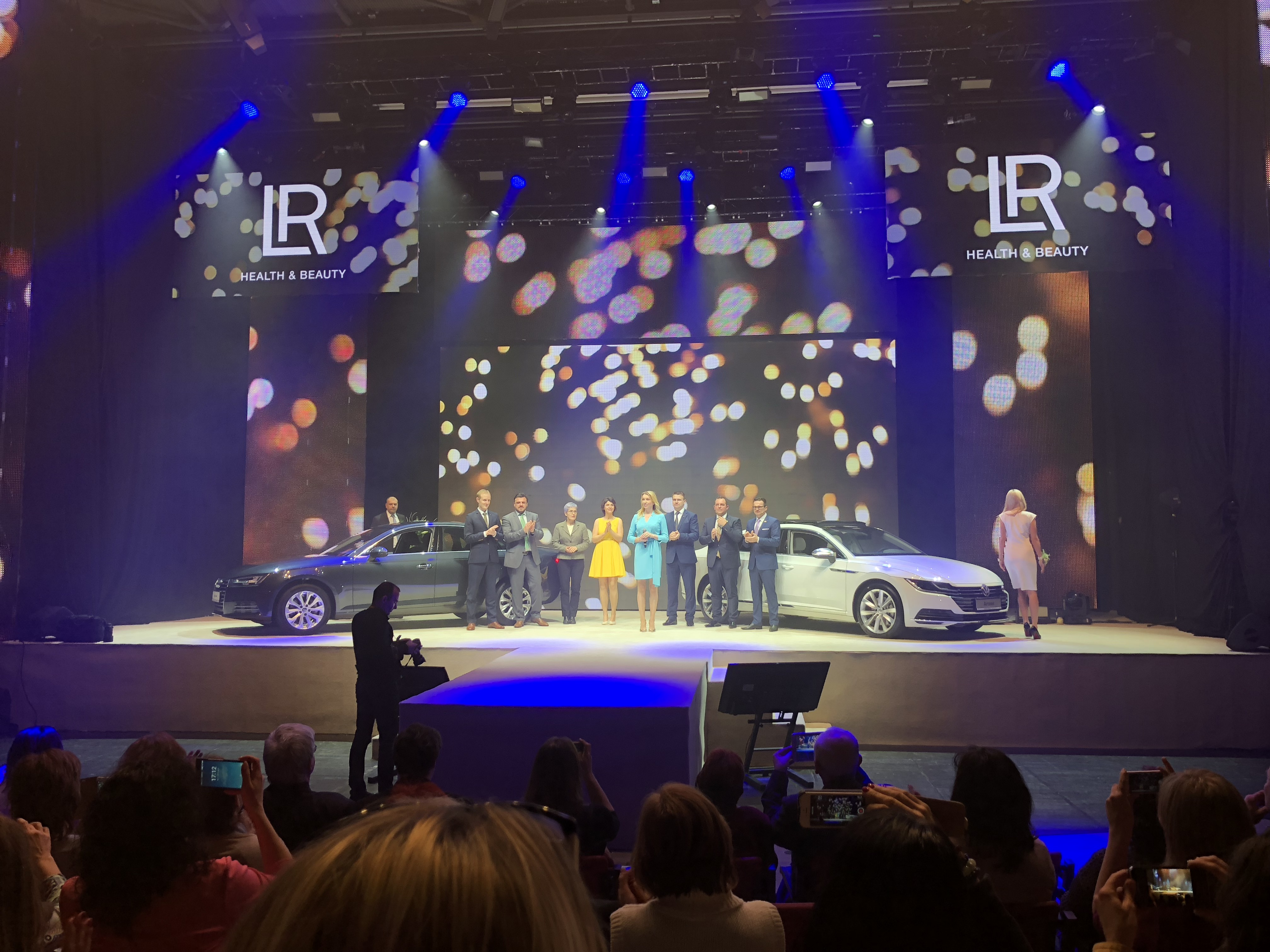 LIFETAKT DAY 2018, KICKOFF MEETING LR HEALTH & BEAUTY