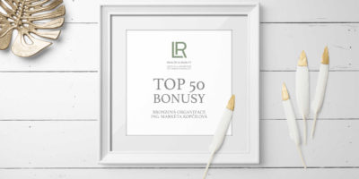 LR Health & Beauty TOP 50