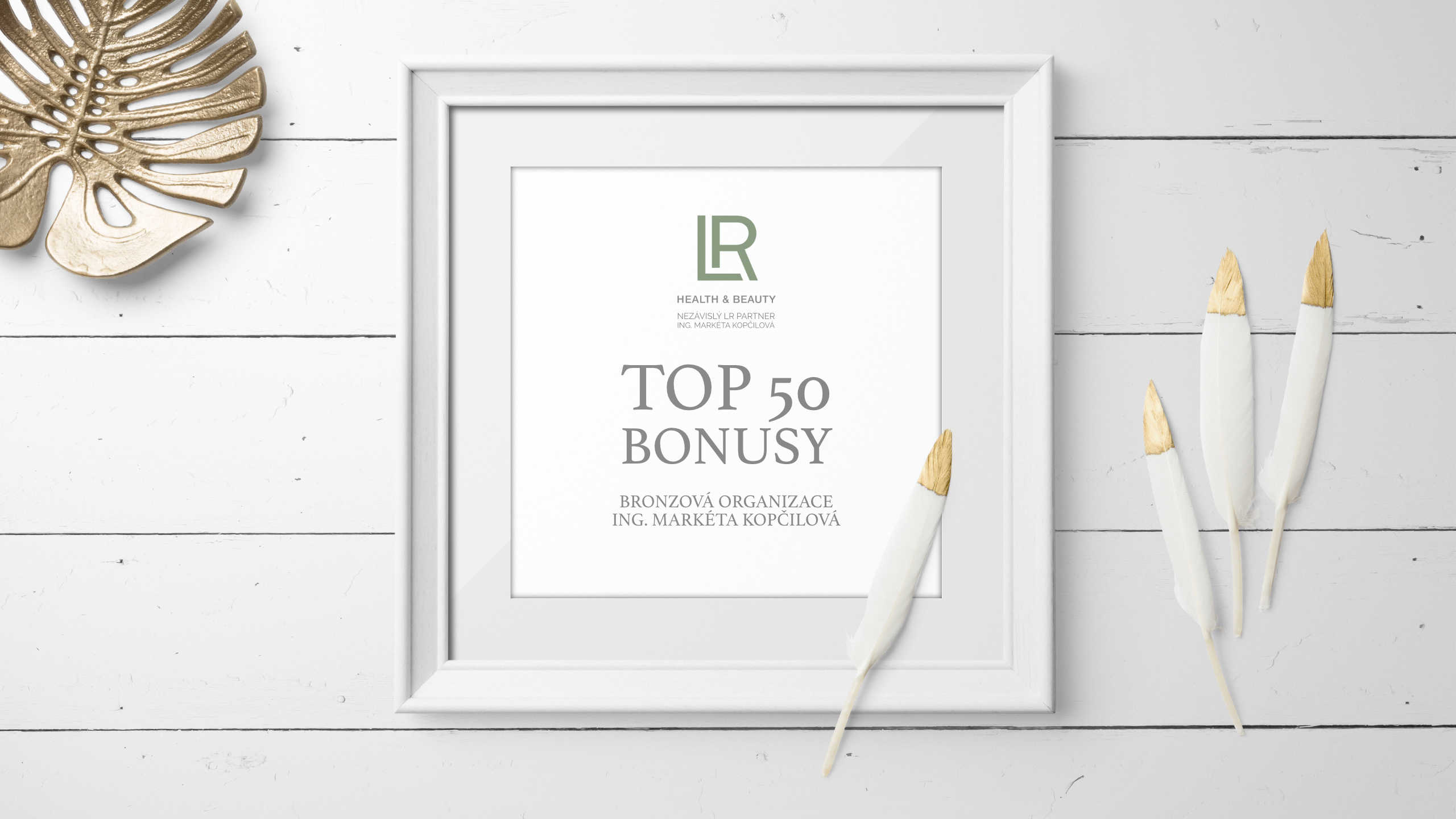 LR HEALTH & BEAUTY TOP 50 BONUSY: srpen 2018