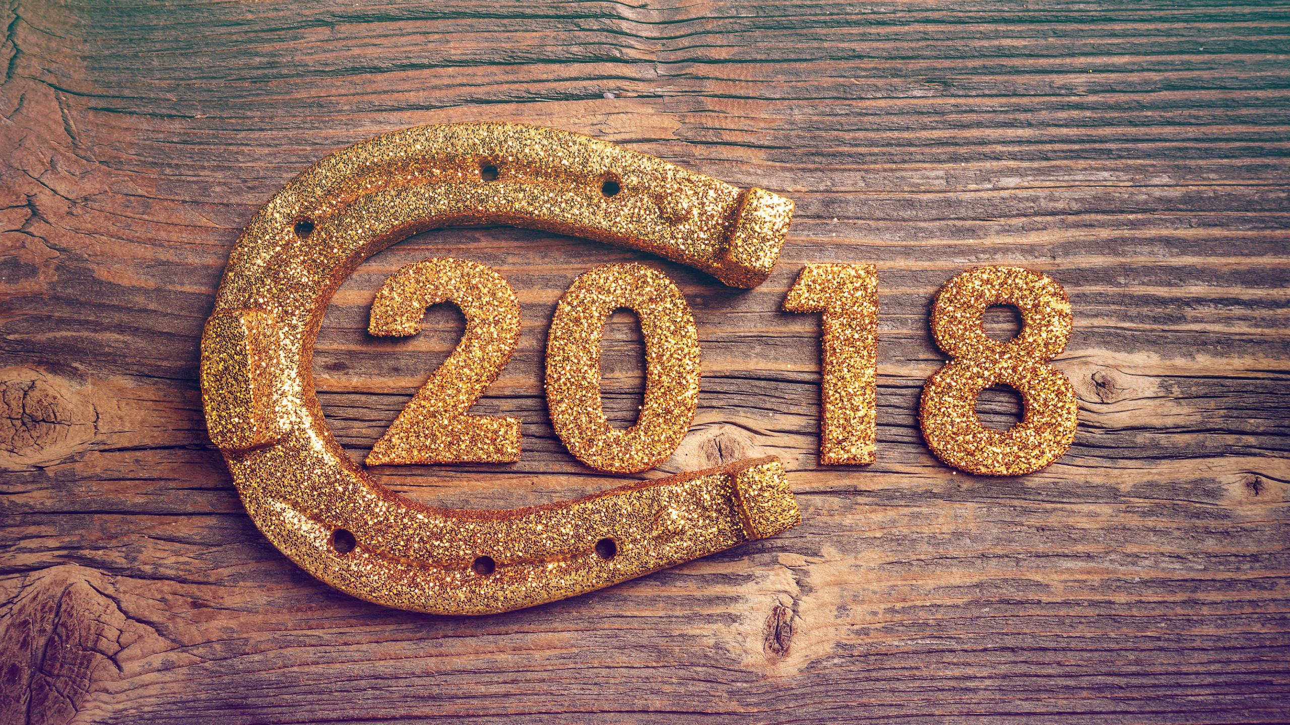 Vítejte v roce 2018