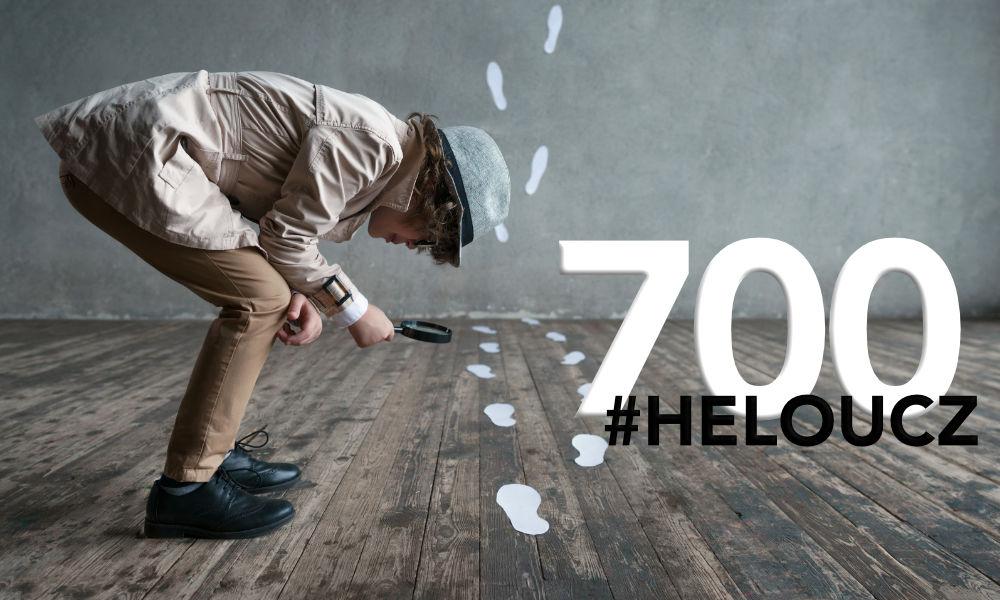 Slavíme 700 fanoušků Helou!