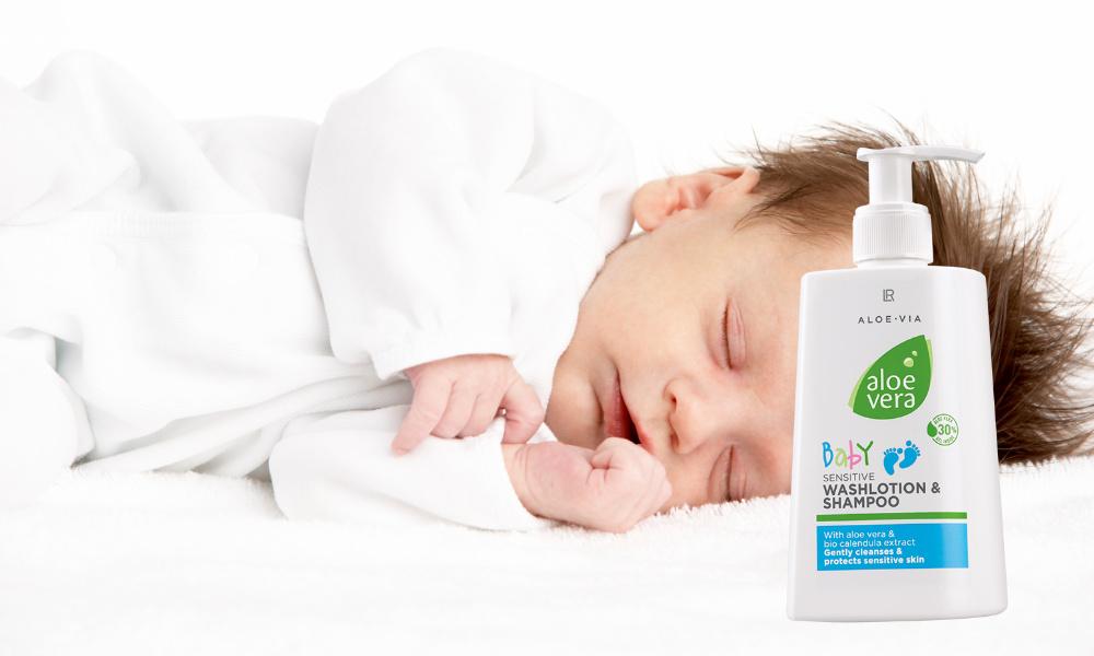 Jak pečovat o vlásky novorozenců a kojenců