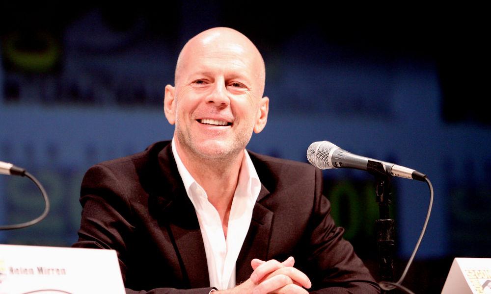 Bruce Willis slaví 63. let