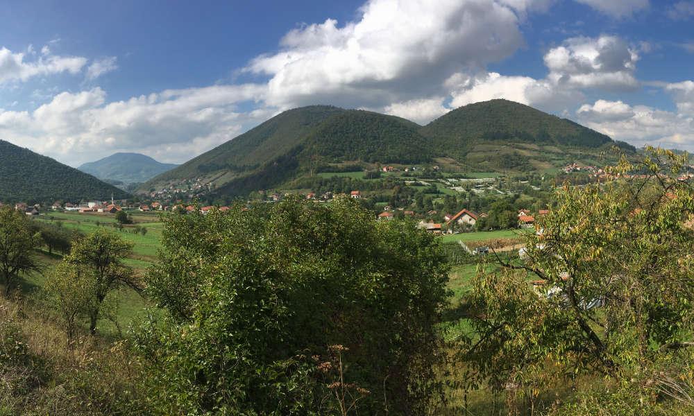 Načerpejte léčivou energii z podzemí bosenských pyramid