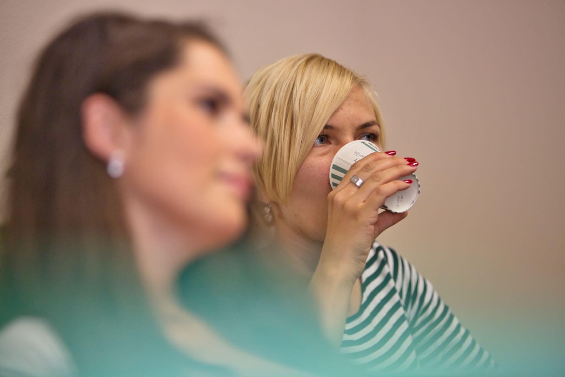 Produktový seminář LR Health & Beauty s testováním