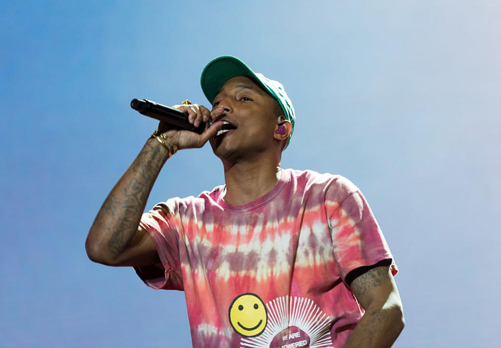 Song na tento víkend: Pharrell Williams – Happy