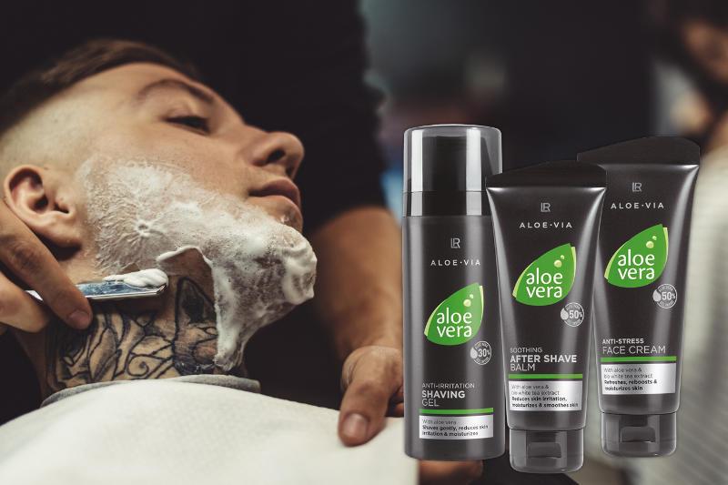 Jak se kvalitně oholit
