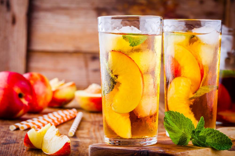 Letní drink plný vitamínů