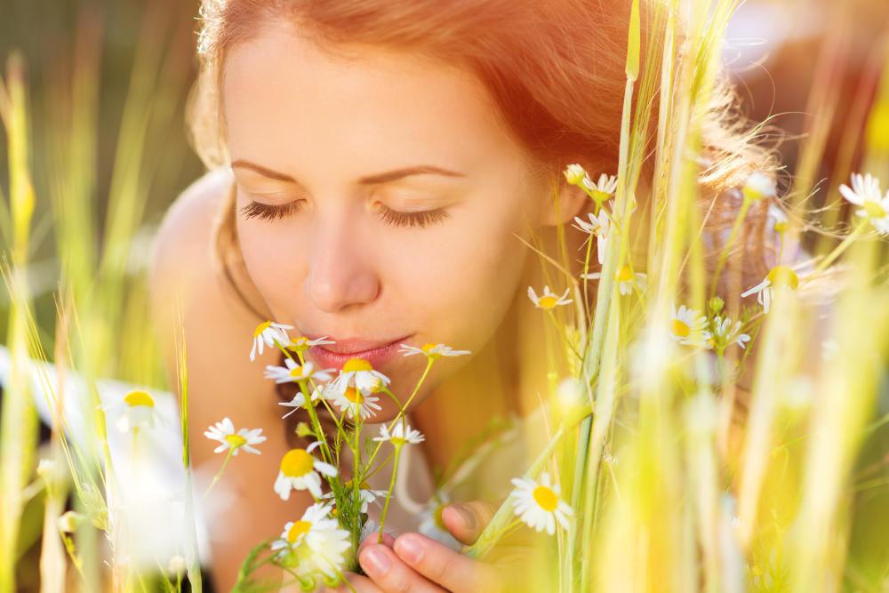 Jarní rande s přírodou – má význam se ve volném čase líčit?